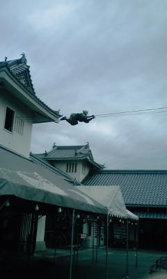 滋賀に帰省してました